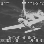 Un avion s'écrase dans le Pacifique