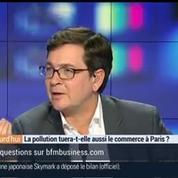 La pollution tuera-t-elle aussi le commerce à Paris ? (2/4)