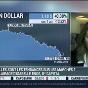 Les tendances sur les marchés: Isabelle Enos –