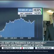 Les tendances sur les marchés: Bertrand Lamielle –