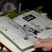 Charlie Hebdo: des jeunes se mobilisent pour sauvegarder les messages de soutien