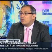BCE: La dévaluation de l'euro soutiendra les profits des entreprises en zone euro: Philippe Uzan