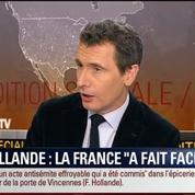Assauts à la porte de Vincennes et à Dammartin-en-Goële (7/10): Retour sur la participation du FN à la marche républicaine de dimanche