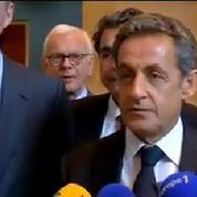 Syriza : Sarkozy appelle à respecter le choix des Grecs