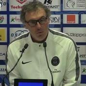 Football / Blanc : On a manqué de respect à Bastia et on l'a payé