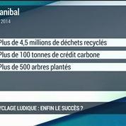 Le recyclage ludique rencontre-t-il enfin le succès ?: Benoît Paget et Arnaud Gossement (1/4)