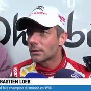 Rallye / Monte Carlo : La guerre des Seb est lancée