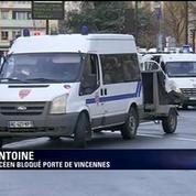Prise d'otages à Vincennes : Antoine, lycéen, confiné dans son établissement scolaire témoigne