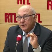 Sapin : La dette grecque «n'est pas due aux banquiers ou à la finance internationale»