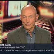 L'instabilité géopolitique est-elle un risque pour la croissance économique?: Pascal Lamy (1/3)