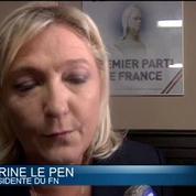 Présidentielle 2017: sondages flatteurs pour Manuel Valls et Marine Le Pen