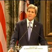 John Kerry fait part de sa profonde émotion (en français)