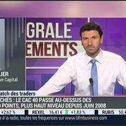 Le Match des Traders: Stéphane Ceaux-Dutheil VS Jérôme Revillier