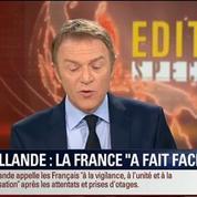 Assauts à la porte de Vincennes et à Dammartin-en-Goële (4/10): Retour sur les déclarations de François Hollande et Manuel Valls