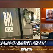 Impressionnant dispositif policier déployé après la fusillade à Montrouge