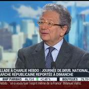 Dominique Moïsi, géopolitologue –