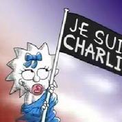 Charlie Hebdo : l'hommage des Simpsons