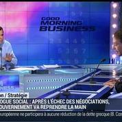 Pourquoi les négociations sur le dialogue social ont-elles échoué ?: François Asselin