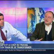 Jean-Marc Daniel: Beaucoup d'idées circulent sur les 35 heures, mais qu'en est-il vraiment ?