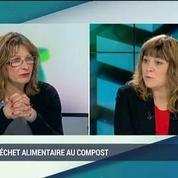 La transformation des déchets alimentaires en compost: Guy Zard et Bernadette Vandenabelle (2/4)
