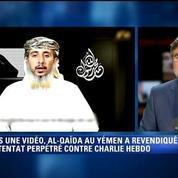 Dans une vidéo, Al-Qaïda au Yémen revendique l'attentat contre Charlie Hebdo