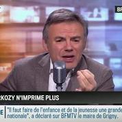 Brunet & Neumann : Nicolas Sarkozy n'es-t-il plus audible? –