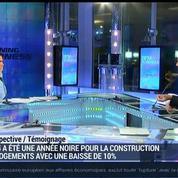2014 a été une année noire pour la construction de logements: Alain Dinin