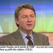 Sébastien Huyghe : le réveillon entre jeunes du FN et de l'UMP est une