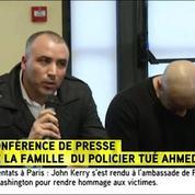 La famille d'Ahmed Merabet qualifie la une du magazine Le Point d'«abjecte»