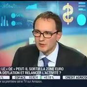 Marchés 2015: quelles stratégies faut-il adopter pour relancer l'économie européenne ?: Wilfrid Galand