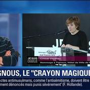 BFM Story: Hommage à Tignous à Montreuil: une cérémonie façonnée par l'intelligence des propos et la tendresse des souvenirs –