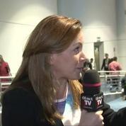 Clash en live entre la ministre du Numérique et l'entrepreneur Henri Seydoux au CES de Las Vegas