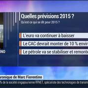 Marc Fiorentino: A quoi faut-il s'attendre pour 2015 ?