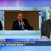 Charlie Hebdo: l'hommage d'Emmanuel Lechypre à Bernard Maris