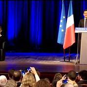 Meeting à Tourcoing: fin de l'unité nationale, Sarkozy cible l'exécutif