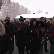 Auschwitz : Anne Hidalgo conduit une délégation du Conseil de Paris