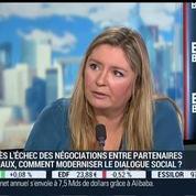 Carole Couvert, CFE-CGC