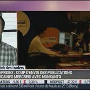 Le Match des Traders: Mathieu Cerrone VS Julien Nebenzahl