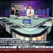 Les réponses de François Monnier aux auditeurs