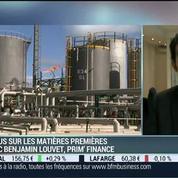 Focus sur les matières premières: Benjamin Louvet –