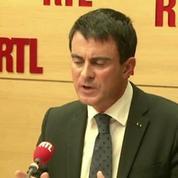 Valls : «Il y a eu plusieurs interpellations et des gardes à vue»