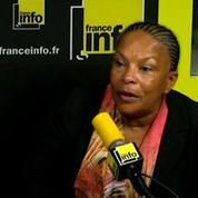Taubira affirme qu'il y «un suivi très précis» des prisonniers à risque