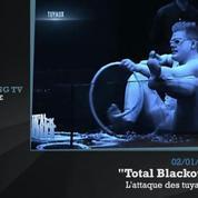 Zapping TV : dans le noir, il est terrorisé par des tuyaux