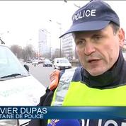 Pollution aux particules fines : la police renforce les contrôles de véhicules