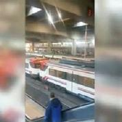 Madrid : une gare évacuée après des menaces d'attentat suicide