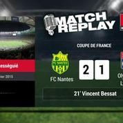 Nantes-Lyon (3-2) : le Match Replay avec le son de RMC Sport