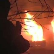 Ukraine : des combats spectaculaires à l'est du pays