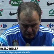 Football / Coupe de France / Bielsa : C'est moi le responsable