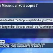 Loi Macron : un vote acquis ?