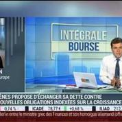 La Grèce poursuit sa tournée européenne pour renégocier sa dette: Philippe Gudin